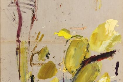 Martha Jungwirth / Recent Paintings