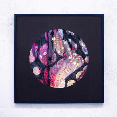 Hidenori Ishii, 'RGB-CMYK-ACGT 10', 2021