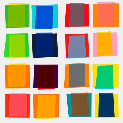 Pablo Manga, 'Four Square', 2020