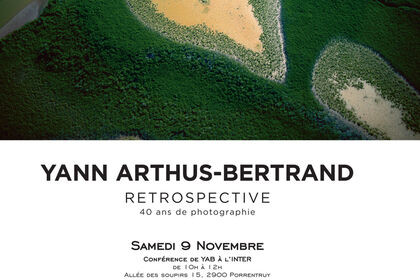 RETROSPECTIVE / YANN ARTHUS-BERTAND