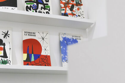 Joan Mirò - 51 steps. An unpward exhibition
