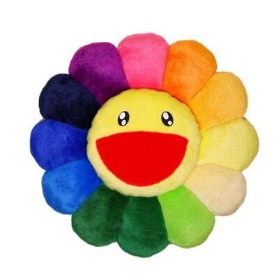 Takashi Murakami, 'Products Flower Cushion 30 cm (Rainbow)', 2020