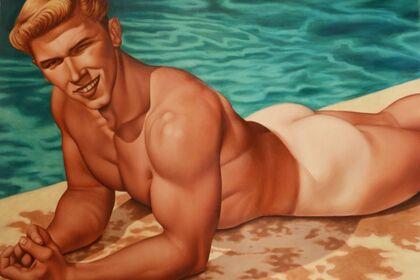 Mitch Gillette - Nudes