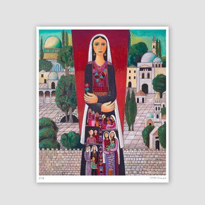 Nabil Anani, 'Holy Land', 2013