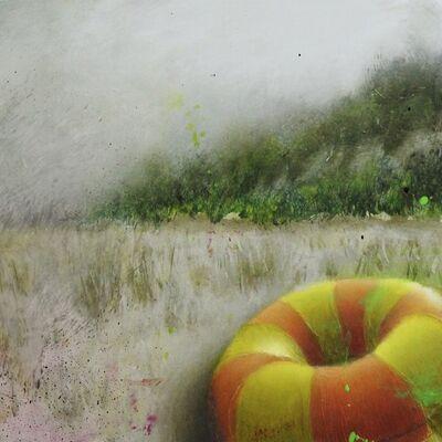 William Reinsch, 'Naked Island 26', 2021