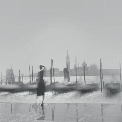 Alexey Titarenko, 'Gondolas, Venice', 2001