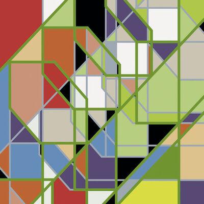 Sarah Morris, 'William Morris  (Los Angeles)', 2005