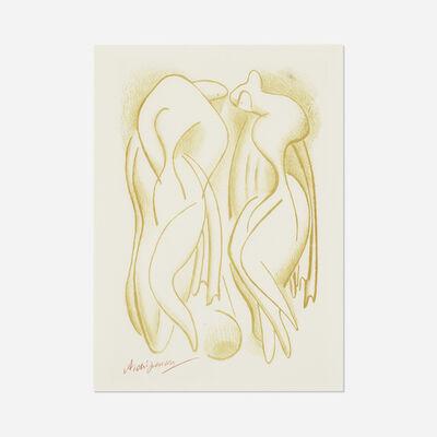 Alexander Archipenko, 'Bathers', 1950