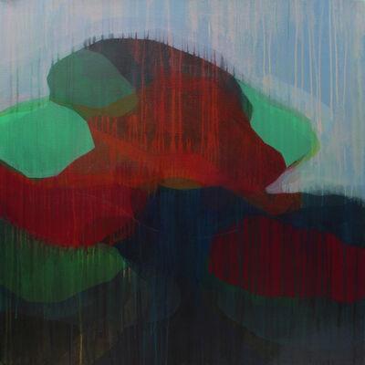 Katherine Sandoz, 'Bougainvillea', 2017