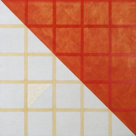 Friedrich Vordemberge-Gildewart, ' Composition No. 98  ', 1935