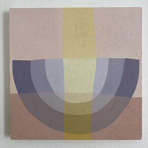 Kyla Kegler, 'Parched watermelon in the desert with sun shining through it / Another impossibility of 2020', 2020