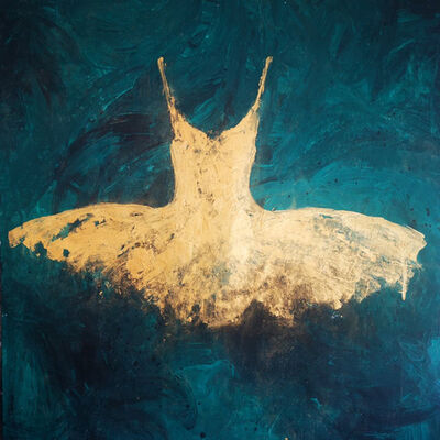 Ewa Bathelier, 'Venice Dress 2', 2020