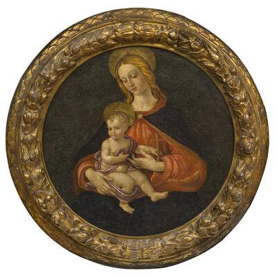 Raffaellino del Garbo, 'Madonna and Child', ca. 1511