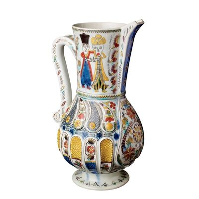 'Pitcher', Second half of the 18th century
