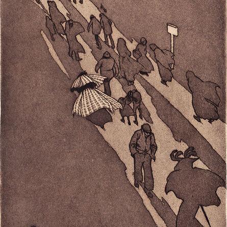 """Eugen Kirchner, '""""November""""', 1896"""