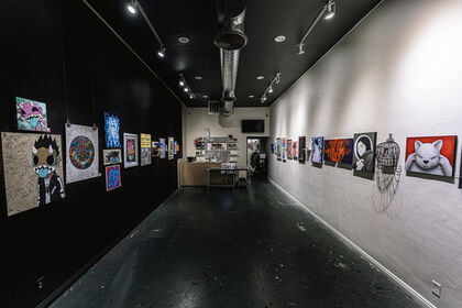 ALL-AMERICAN: an AAPI group show