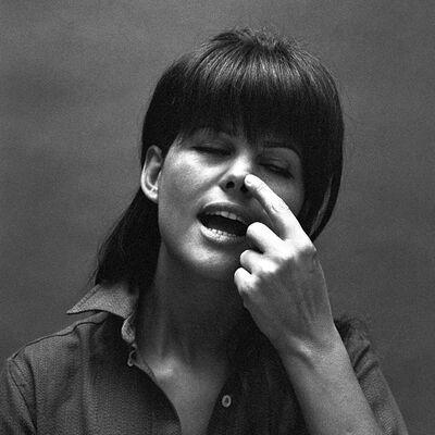 Jerry Schatzberg, 'Claudia Cardinale', 1963