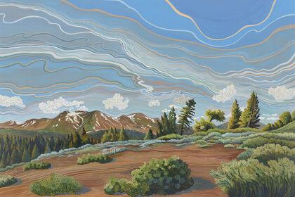Verdant Dreams: Landscape Paintings of the American West