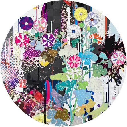 Takashi Murakami, 'Kansei, Abstraction', 2010