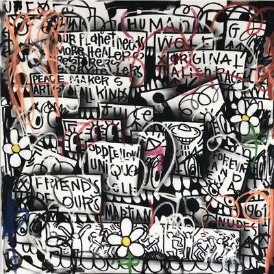FLORE (b. 1983), 'Untitled', 2017-2019