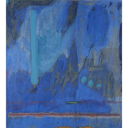 """Helen Frankenthaler, 'Tales Of Genji III From """"Tales Of Genji""""', 1998"""
