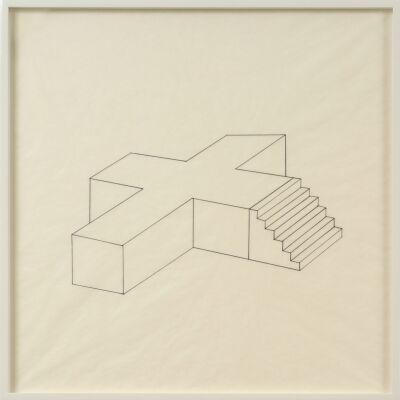 Tony Labat, 'Elevations: Platforms, Stages, & Catwalks IX', 2012
