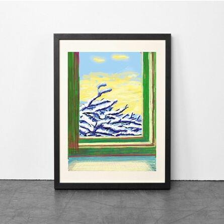 David Hockney, 'No. 610, 23rd December', 2010-2019