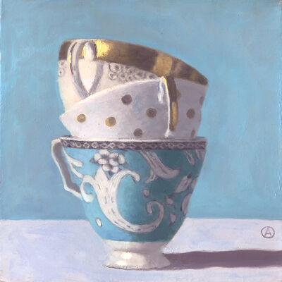 Olga Antonova, 'Still Life with Polka Dot Tea Cup', 2021