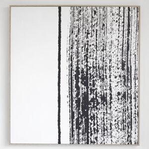 Francisco Ugarte, 'Sin Título (Brochazos, Fragmento 1)', 2019