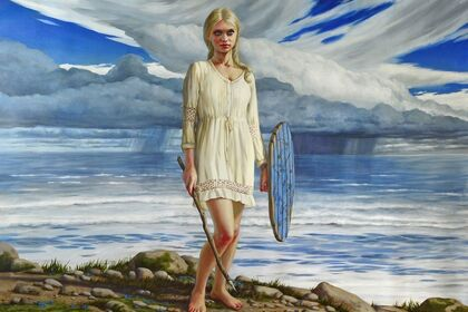 Jana Brike | The Ebbs and Flows of Heartblood