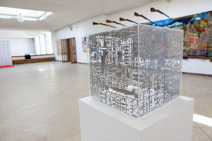 """Kylym. Contemporary Ukrainian Artists"" in Lviv"