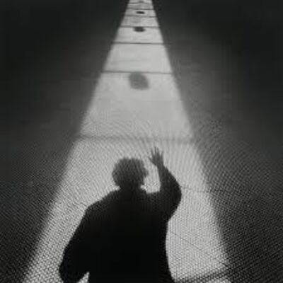 Arthur Tress, 'Shadow,the magic flight', 1974
