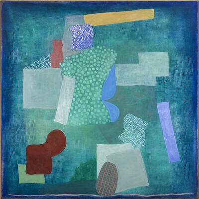 Robert Natkin, 'The Green One', 1999