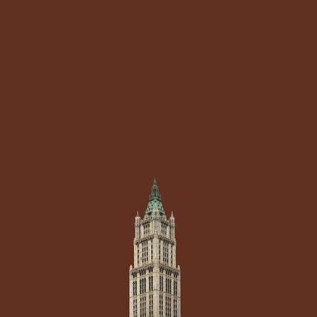 Niv Rozenberg, 'The Woolworth Building', 2018