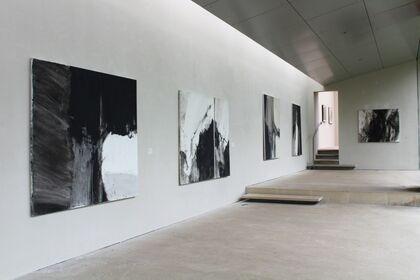 John Hubbard: Black & White