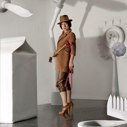 Catrine Val, 'FEMINIST Alice', 2012