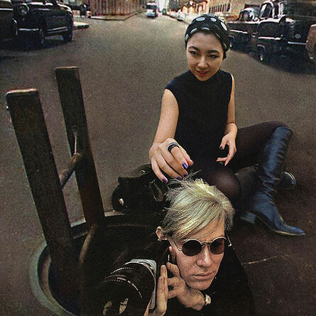 Silin Liu 刘思麟, 'Andy Warhol & Celine Liu I', 2015