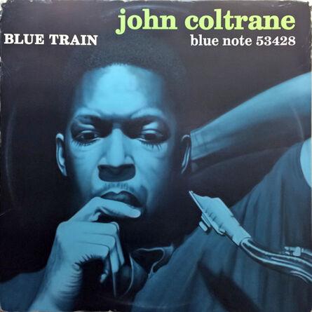 George Mead, 'John Coltrane - Blue Train', 2017