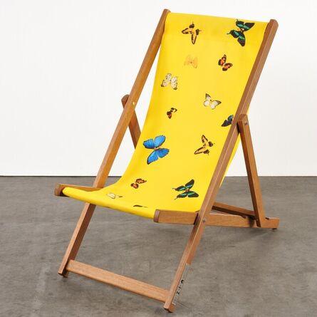 Damien Hirst, 'Deckchair (Yellow)', 2008