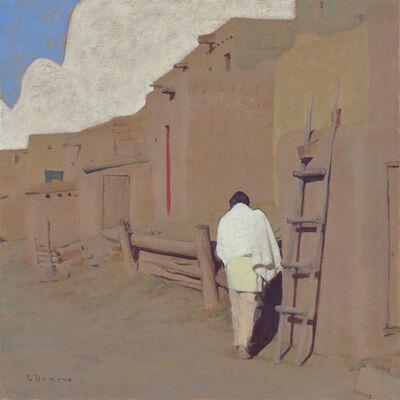 Glenn Dean, 'Pueblo Shapes', 2020