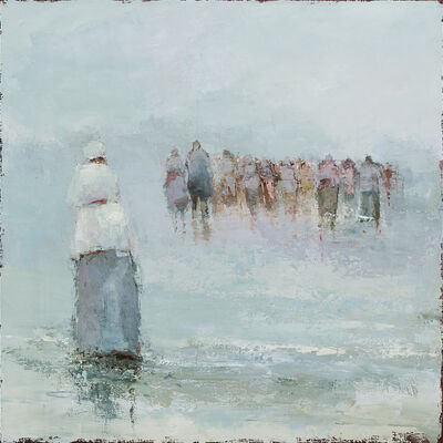 France Jodoin, 'After the Porcelain, Among Some Talk of You and Me', 2018