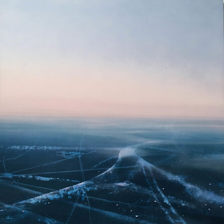 Nicholas Jones, 'Ice and Light'