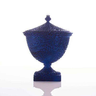 Michael Eden, 'Curved Blue Bloom', 2015