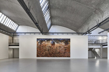 Anselm Kiefer: Field of the Cloth of Gold