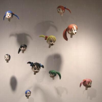 Mr., 'Heads (Set of 10 Heads)', 2003