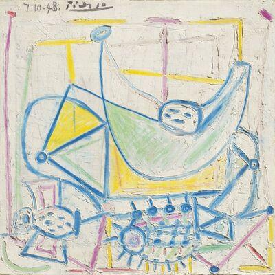 Pablo Picasso, 'Tranche de Melon', 1948