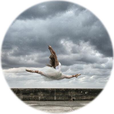 Sandra Carrion, 'Leap', .