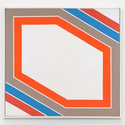 Imre Bak, 'Stripes VII', 1967