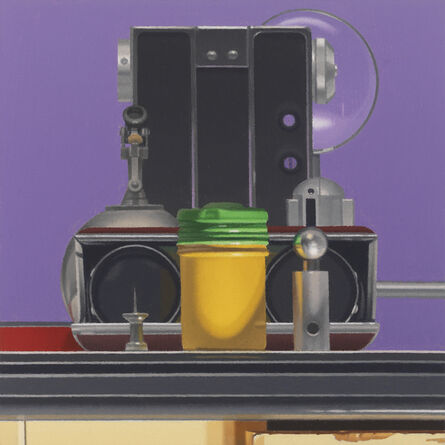 Harold Reddicliffe, 'Film Canister and Opera Glasses', 2012