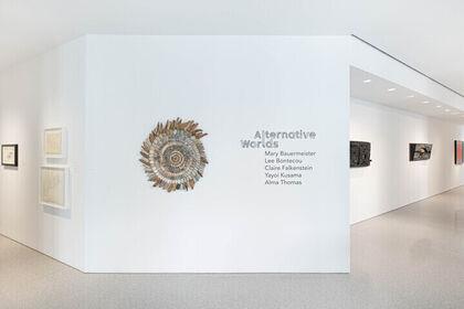 Alternative Worlds: Mary Bauermeister, Lee Bontecou, Claire Falkenstein, Yayoi Kusama, & Alma Thomas